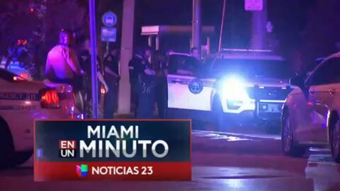 'Miami en un Minuto': la policía interroga a personas relacionadas con e...