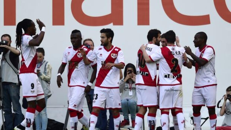 El Rayo mantiene posibilidades de clasificar a Europa League.