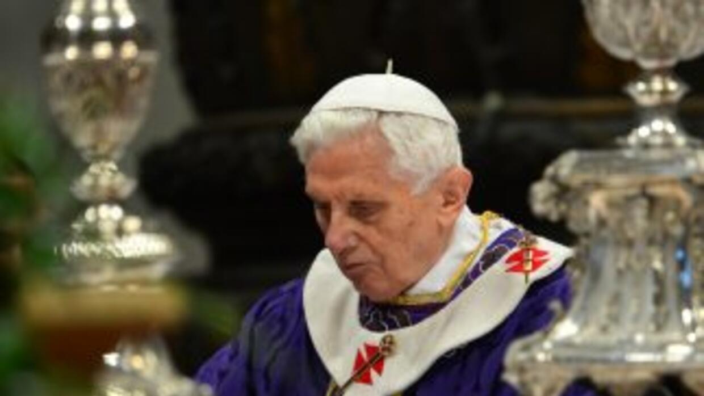 El papa quedó muy impresionado con los informessobre el escándalo Vatil...