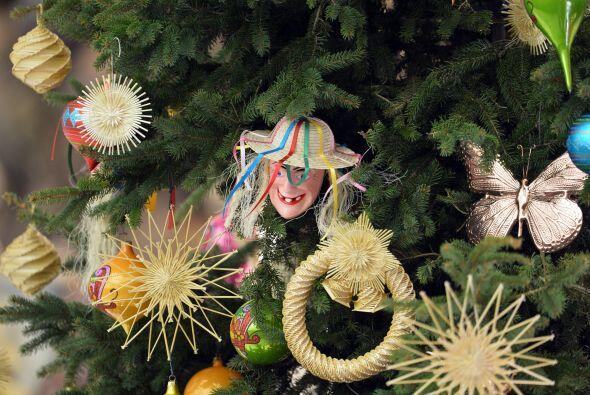 Pero, ¿qué es lo que significa el decorado del árbo...
