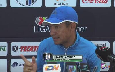 """Ignacio Ambriz: """"Pachuca es un equipo muy vertical"""""""