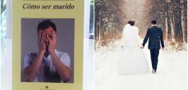 """Libro """"Cómo ser marido"""""""