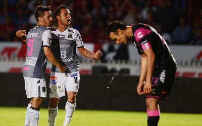 León rugió en la fecha 13 del Apertura 2013 ante Veracruz.