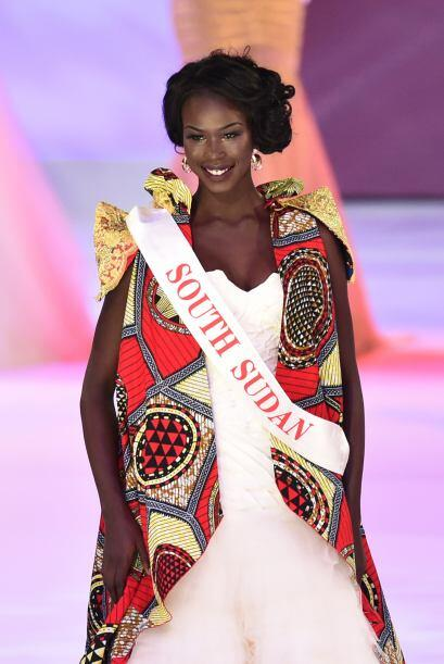 Miss Sudán del Sur, Awien Kuanyin-Agoth