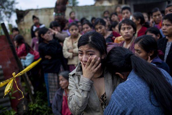 6. En septiembre, una trágica historia puso de luto a Guatemala cuando 1...