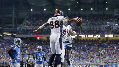 Highlights Temporada 2015 Semana 3: Denver Broncos 24-12 Detroit Lions