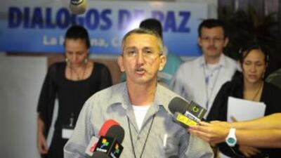 Las FARC aseguraron su respeto al cese al fuego anunciado por el comando...