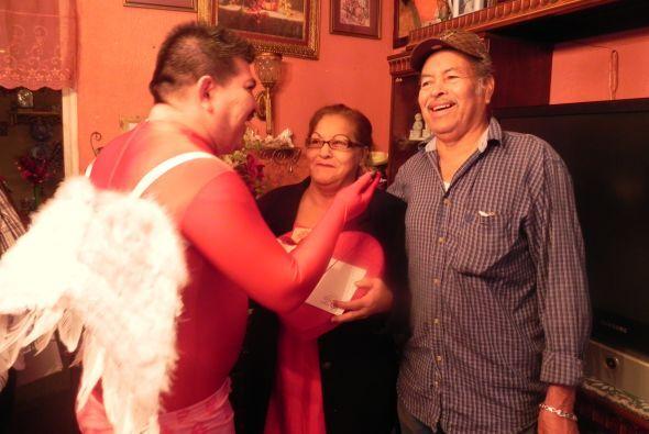 Ellos tenían 47 años de casados y se habían conocido bailando.