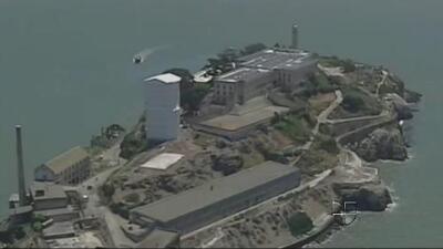 Se cumplen 50 años de la fuga de la famosa prisión Alcatraz en la bahía...