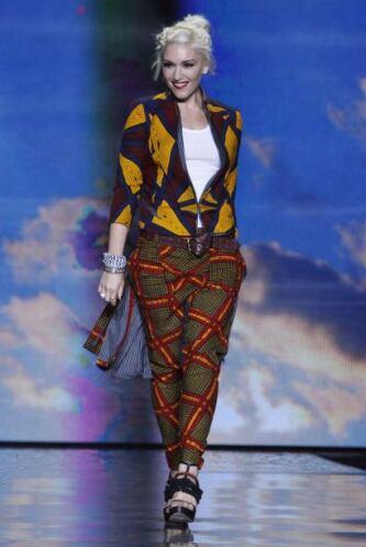 Gwen Stefani se ha convertido en todo un icono de la moda.
