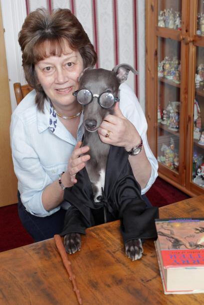 Janet tienen 56 años y durante 15 años ha sido dueña de diferentes perro...