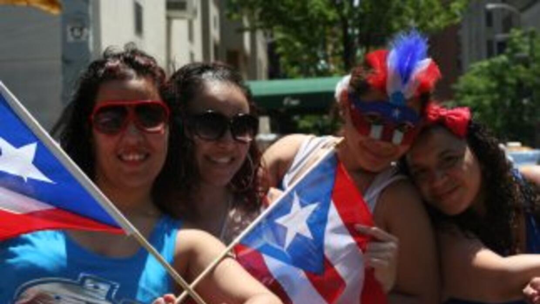Puertorriqueños en NY.