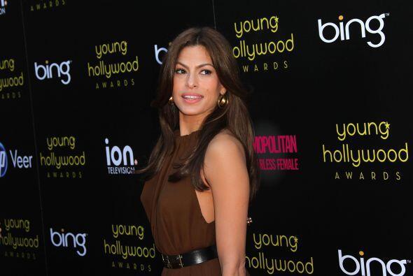 Eva Mendes: Es descendiente de cubanos y desde niña vivió en Miami. Aban...