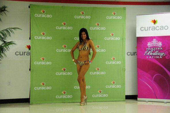 Karina Hermosillo de 26 años audicionó en Phoenix.