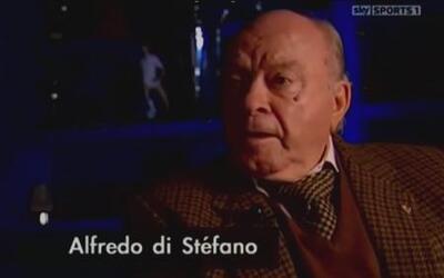 Falleció el legendario Alfredo Di Stéfano