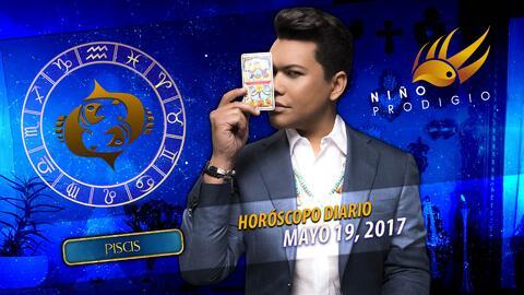 Niño Prodigio - Piscis 19 de mayo 2017