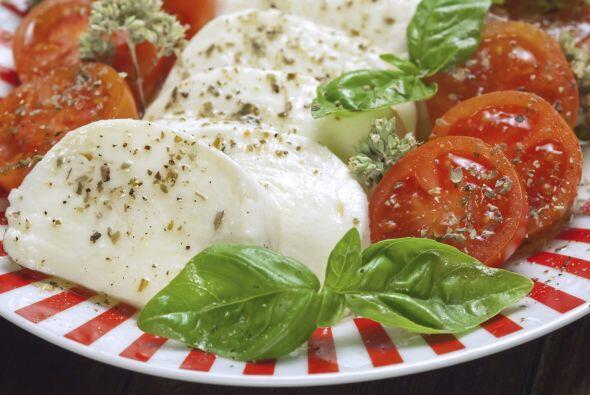 Ensalada de verano (puedes usar el tipo de vegetales, frutas o verduras...