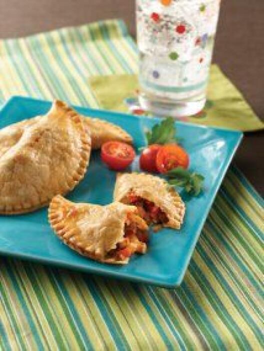 Empanadas de picadillo de carne: Como entrada o plato principal las empa...