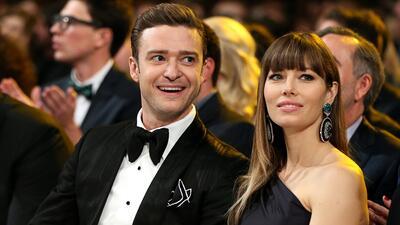 Jessica Biel y Justin Timberlake esperan a su primer bebé