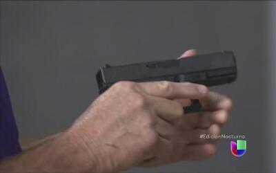 Profesores serán entrenados para usar armas de fuego