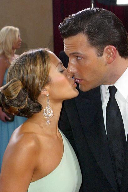 Jennifer Lopez y Ben Affleck causaron furor con su romance.  Mira aqu&ia...