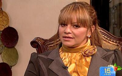 Jenni Rivera comentó en una entrevista que su  hija Chiquis fue un 'bell...