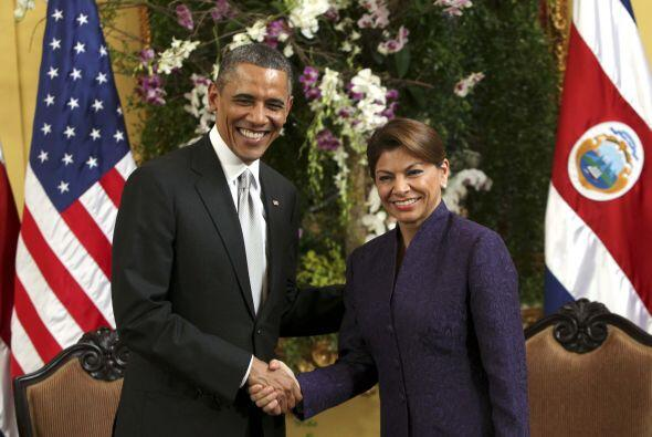 """Se trata de trabajar con un enfoque """"regional"""", anotó Obama al precisar..."""
