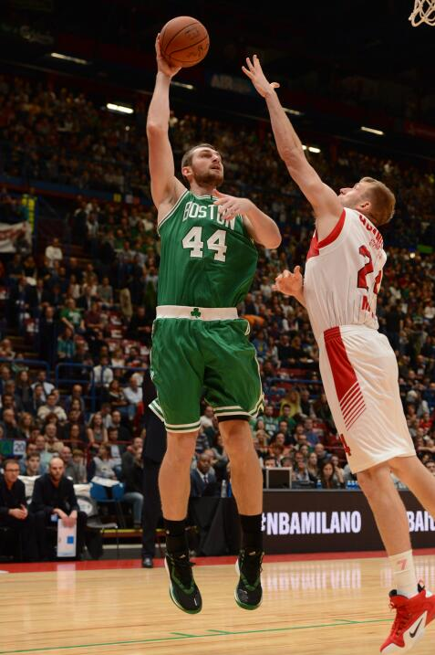 Los Boston Celtics ganaron 124-91 al Olimpia Milano antes de viajar a la...