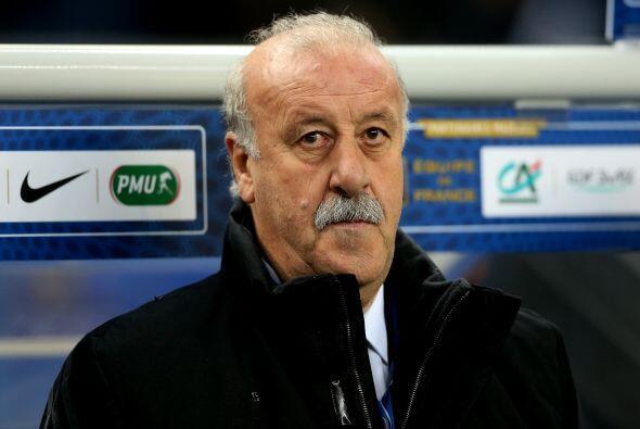Vicente del Bosque: Siguiendo con entrenadores españoles, el 'Big...