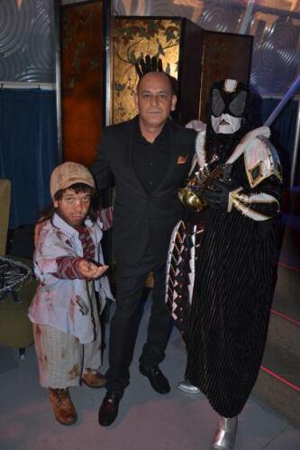 ¡El padre de Kevin y El Chacal de la Trompeta se hicieron grandes amigos!