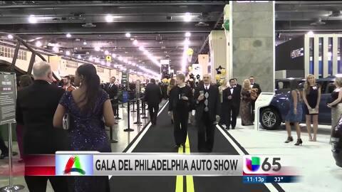 El auto show de Filadelfia arranca en grande