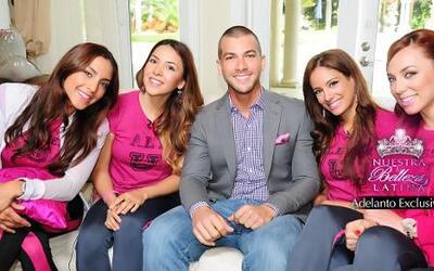 Las chicas revelaron lo que veremos este domingo, un show para agarrase...