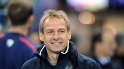 Jurgen Klinsmann espera que Estados Unidos mejore como México.