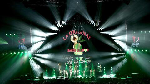 La Original Banda el Limón nos dio un adelanto sobre la tremenda sorpres...
