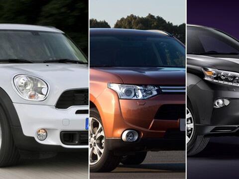 El segmento de las crossovers y SUVs ha crecido notablemente, por eso KB...