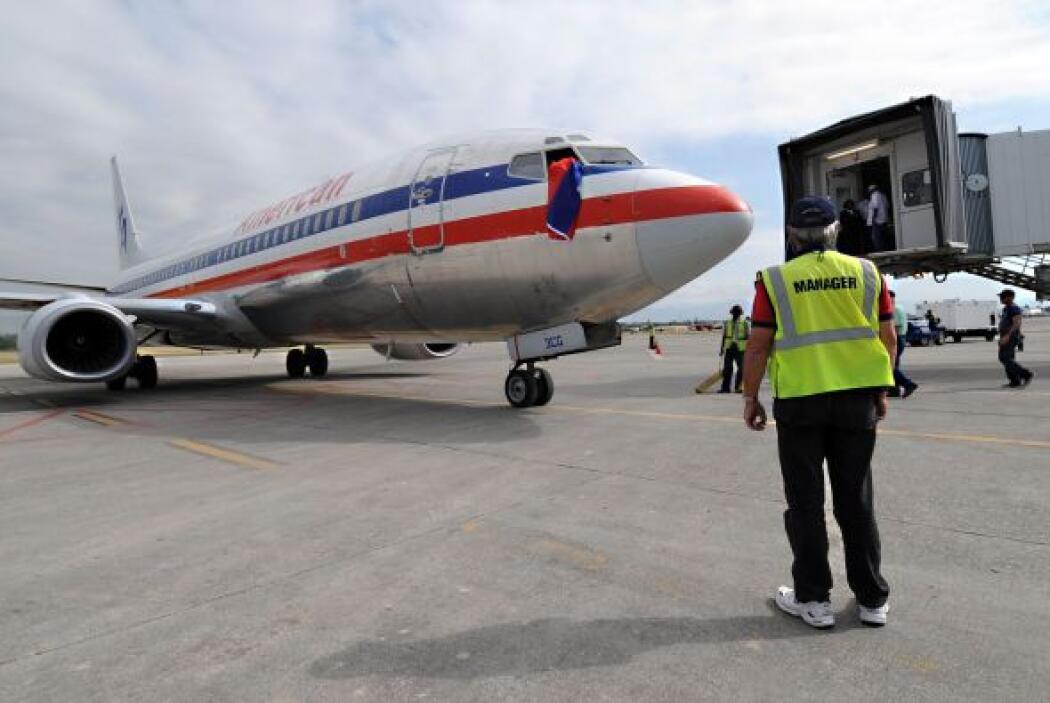 29 de noviembre de 2011- American Airlines y su subsidiaria American Eag...