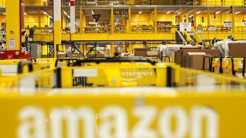 Este trimestre, Amazon lanzó Prime, su membresía de entregas gratis, en...
