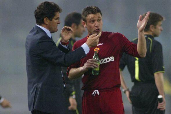 El estratega italiano Fabio Capello fue quien mejor pudo sacar la mejor...