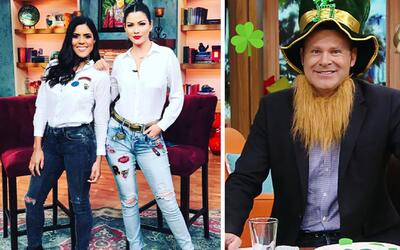 #DAEnUnMinuto: Ana y Francisca parecen gemelas, y Alan no tiene censura...