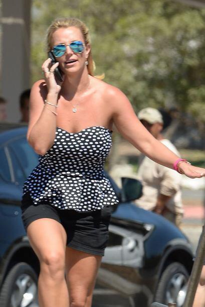 Si el tamaño de tu busto es igual que el de Britney Spears, te recomenda...
