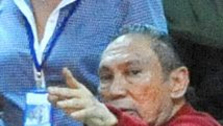 Manuel Antonio Noriega, ex hombre fuerte de Panamá se encuentra en prisi...