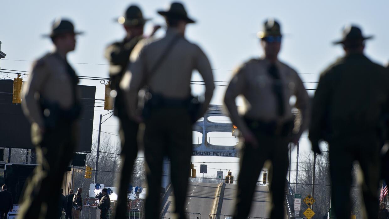 Policía de Alabama