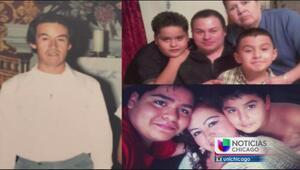 Realizan velorio de los seis miembros de la familia asesinada