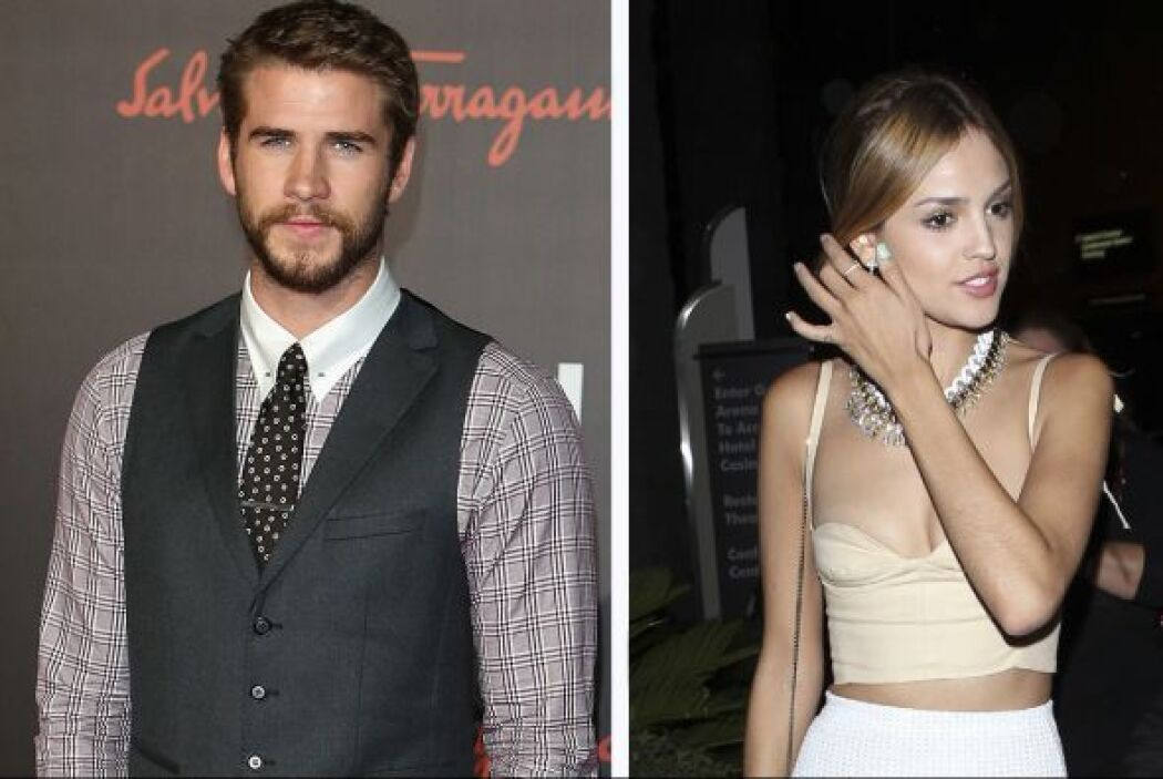Así es, Eiza González sostuvo un tórrido romance con Liam Hemsworth, el...