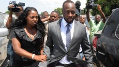 Wyclef Jean, quien busca contender por la presidencia de Haití, dijo hab...