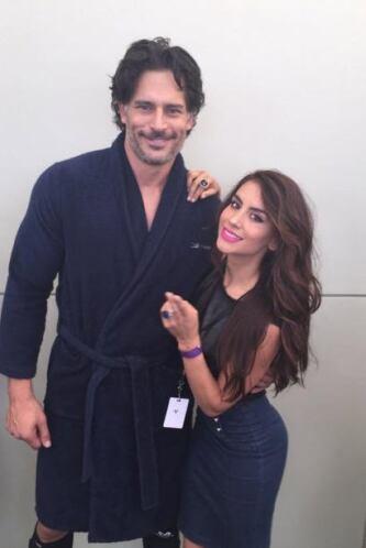 """Jessica Cediel, una de las conductoras de """"El Gordo y La Flaca"""" gozó en..."""