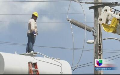 Empleados de la Autoridad de Energía Eléctrica no trabajarán horas extras