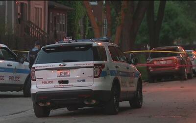 Conductora atropelló a varias personas en el vecindario Austin