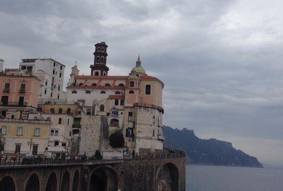 Agosto 24, ¡Amalfi a la vista!