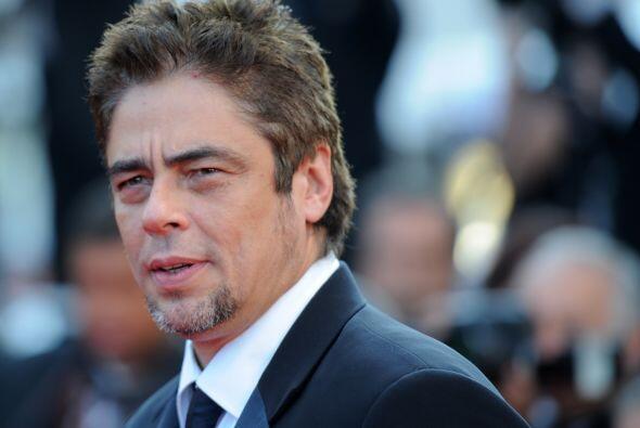 Benicio Del Toro y Lilo pudieron haber tenido su encuentro cuando ella t...